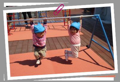 """乳幼児期から""""体幹""""を鍛え、よりよい⾝体づくりを!"""